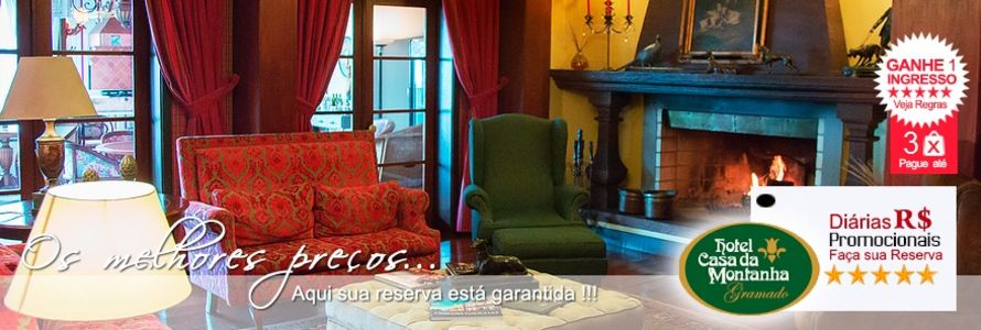 Hotel Casa da Montanha - Inspirador para os cinco sentidos!