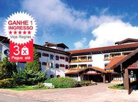 Hotel Serra Azul / No coração da cidade esse hotel !