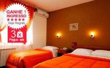 Hotel Estrelas da Serra - Uma hospedagem pratica!