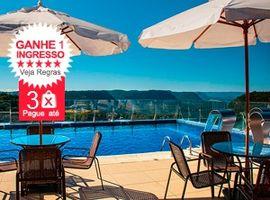 Hotel Master Premium Gramado - Exuberante vista do Vale !