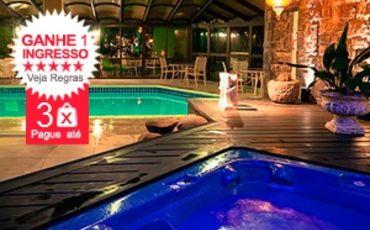 Hotel Petit Casa da Montanha - No centro de Gramado !